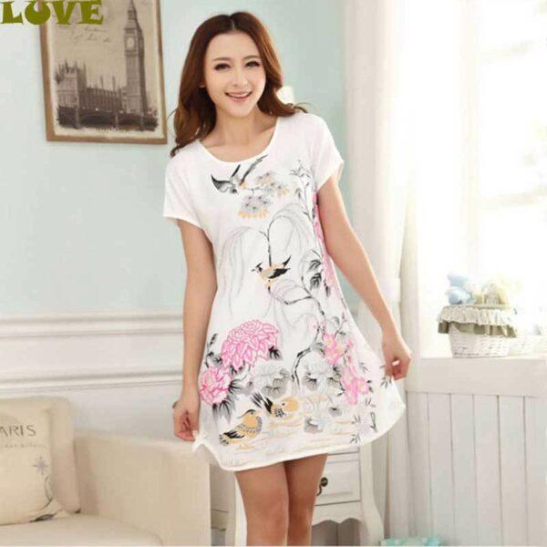 Dressing Gowns For Women Robe Kimono Prinsty Camisola Feminina ...
